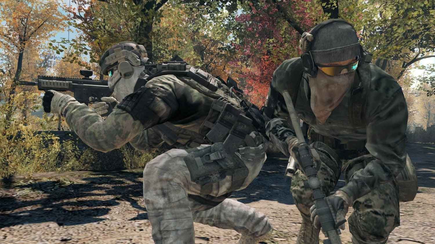 Tom Clancy's Ghost Recon: Future Soldier Screenshot 7