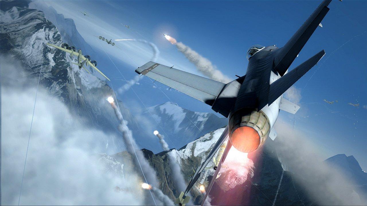 Tom Clancy's H.A.W.X. 2 Screenshot 2