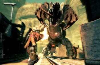 Lost Planet 2: Splitscreen für zwei Spieler