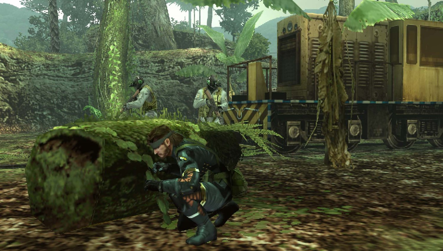 Metal Gear Solid - Peace Walker Screenshot 1