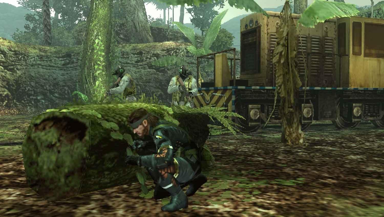 Metal Gear Solid - Peace Walker Screenshot 1