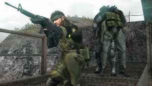 Metal Gear Solid - Peace Walker