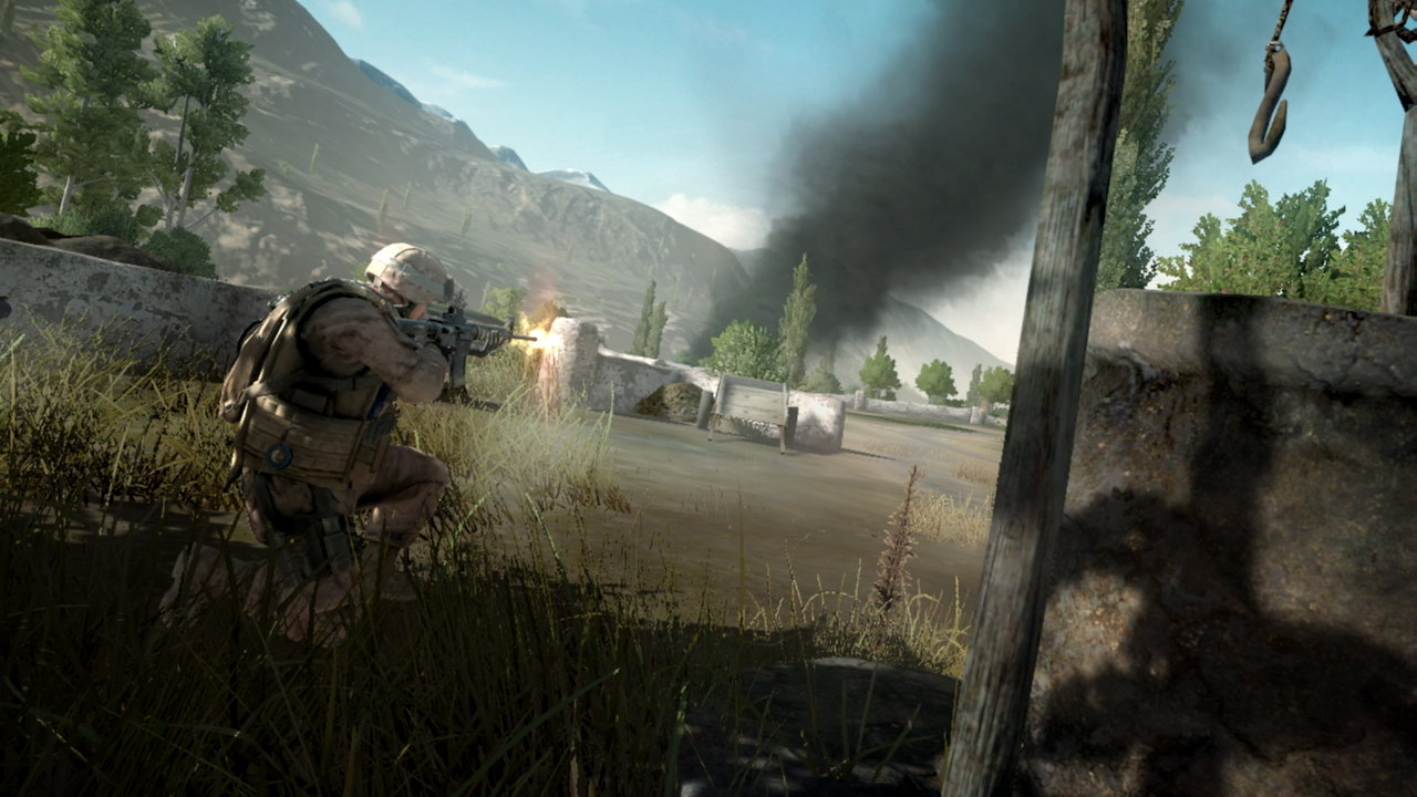 Operation Flashpoint: Red River Screenshot 5