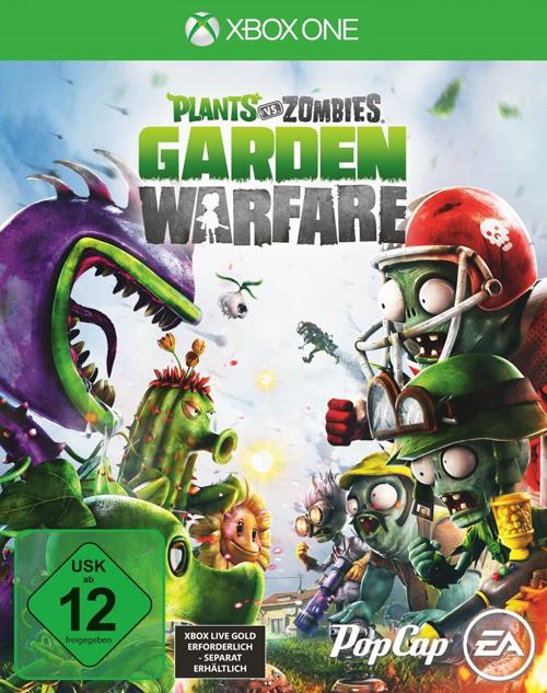 Pflanzen gegen Zombies: Garden Warfare