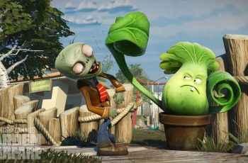 Launch Trailer für das neue Plants vs. Zombies: Garden Warfare