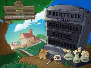Pflanzen gegen Zombies Screenshot 1