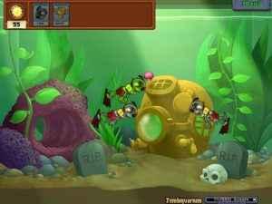 Pflanzen gegen Zombies Screenshot 2