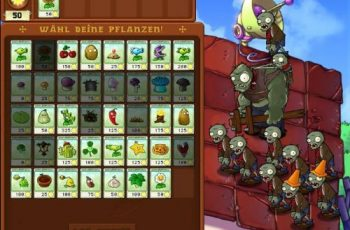 Plants vs Zombies: Playstation 3 Fassung möglich