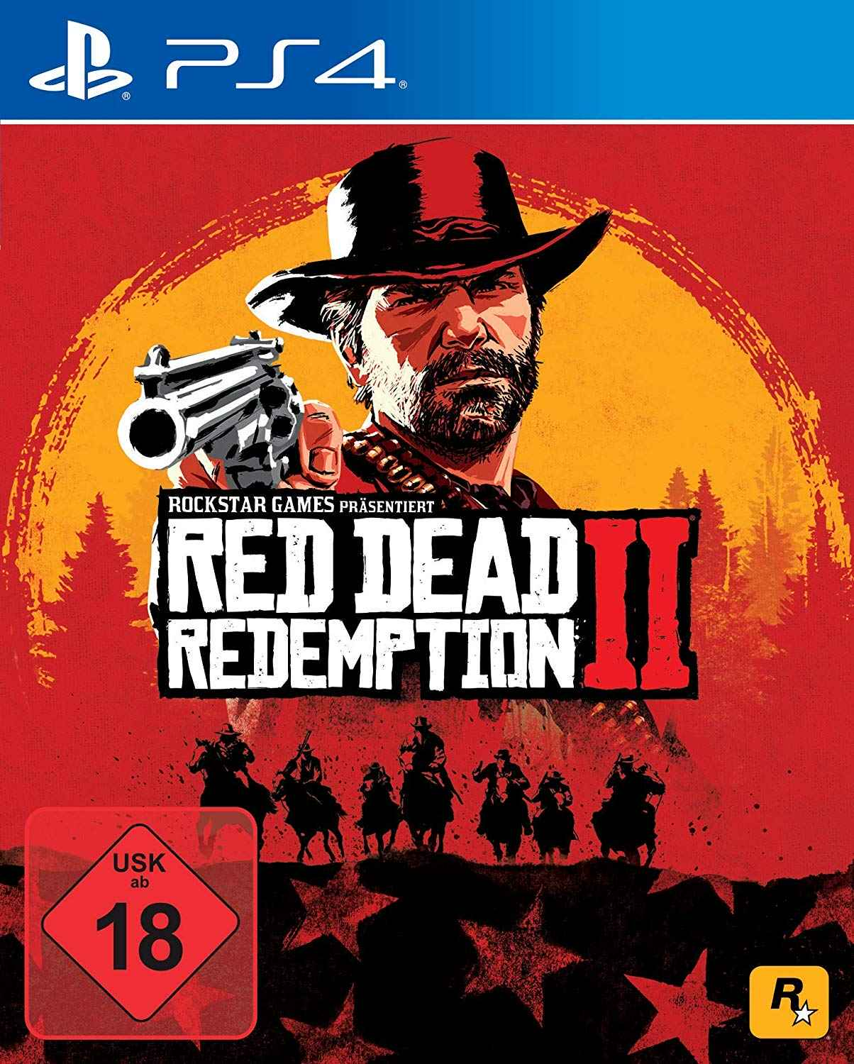 Red Dead Redemtion 2 PS4