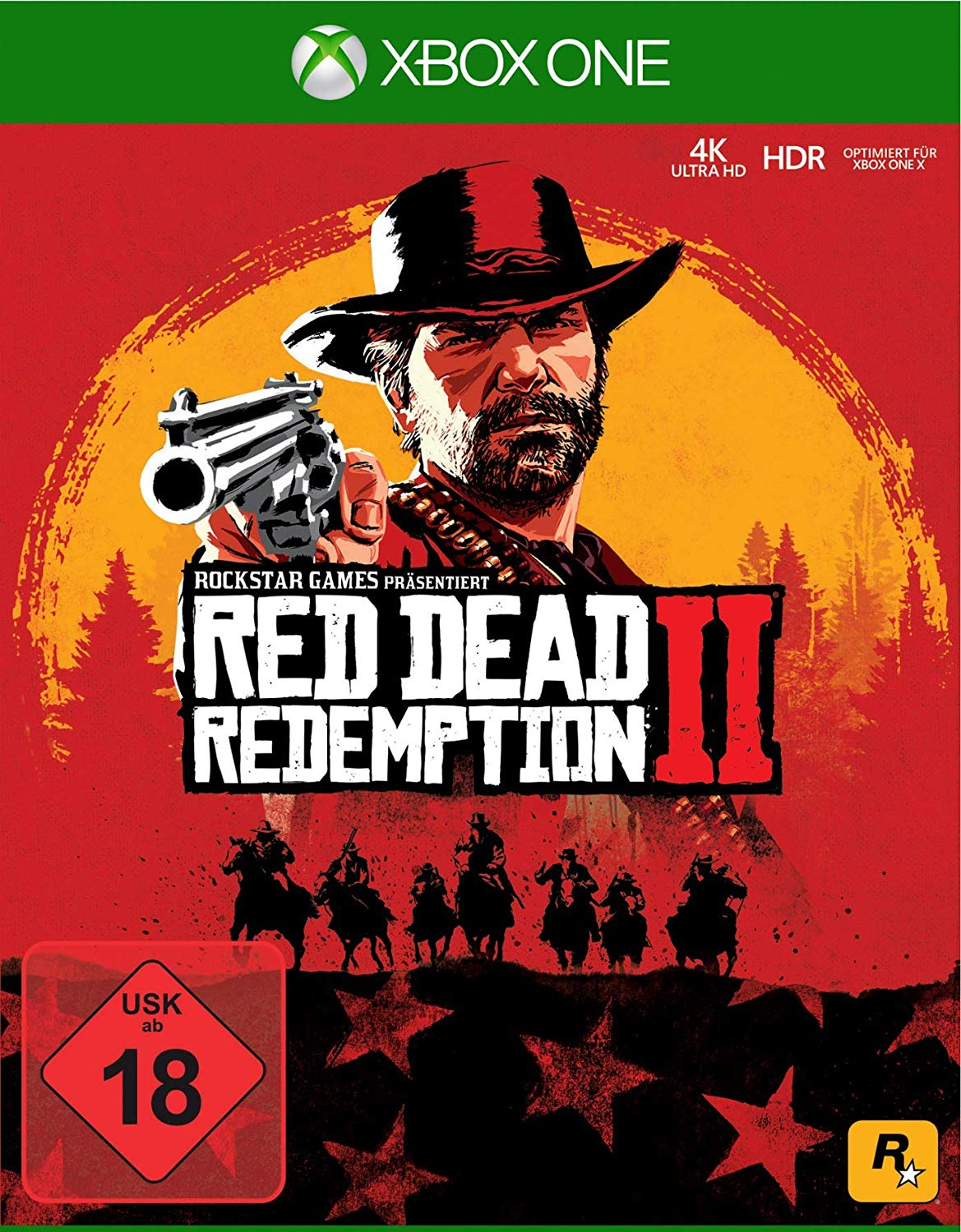 Red Dead Redemtion 2 Xbox One