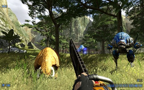 Serious Sam HD: The Second Encounter Screenshot 1