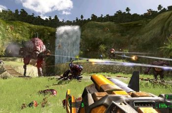 Serious sam HD – The Second Encounter: Veröffentlichungstermin der XBox 360 Version