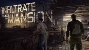 Tom Clancy's Splinter Cell: Conviction Screenshot 1