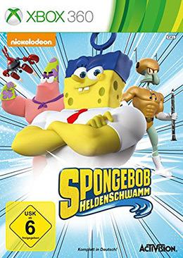 Spongebob Schwammkopf: Helden Schwamm