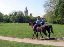 Security im Park