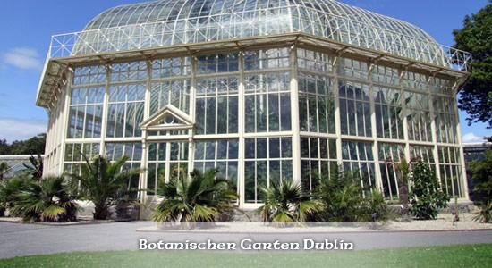 Seit 1795 als Botanischer Garten in Betrieb, der Eintritt ist frei