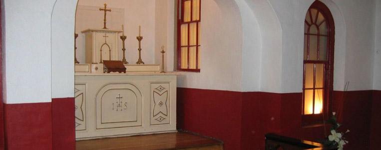 Die Gefängniskapelle