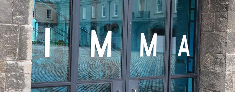 Seit 1991 beherbergt das Royal Hospital das Irish Museum of Modern Art (IMMA)
