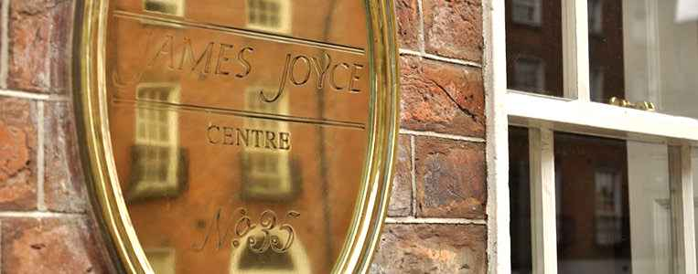 Das James Joyce Centre in der 35 North Great George's Street