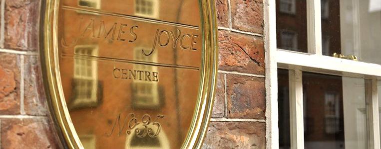 Das James Joyce Centre in der 35 North Great George's Street