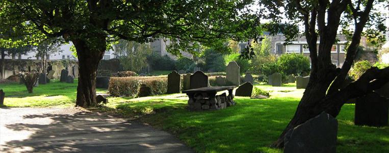 Der alte Friedhof von St. Michan's