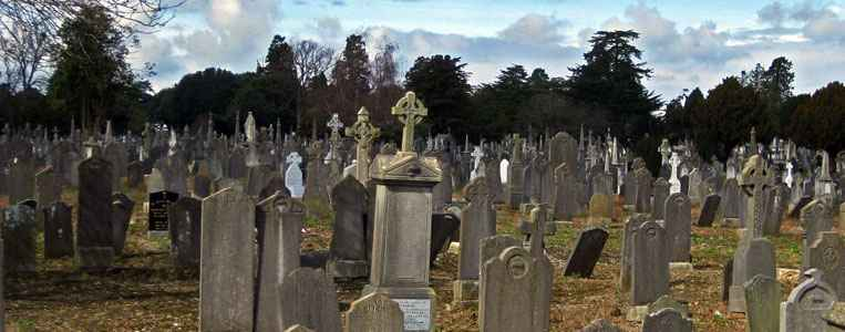 Friedhof Glasnevin Cemetery – Reilig Ghlas Naíon