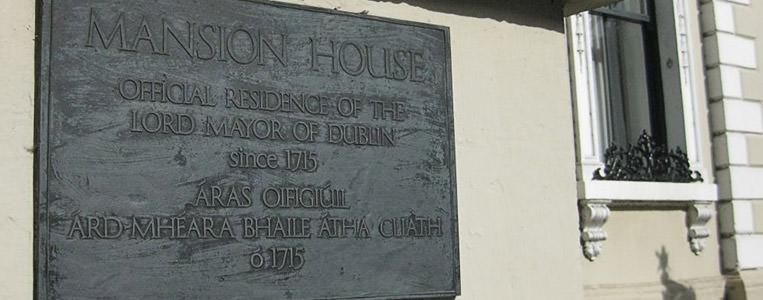 Amtssitz des Bürgermeisters seit dem Jahre 1715