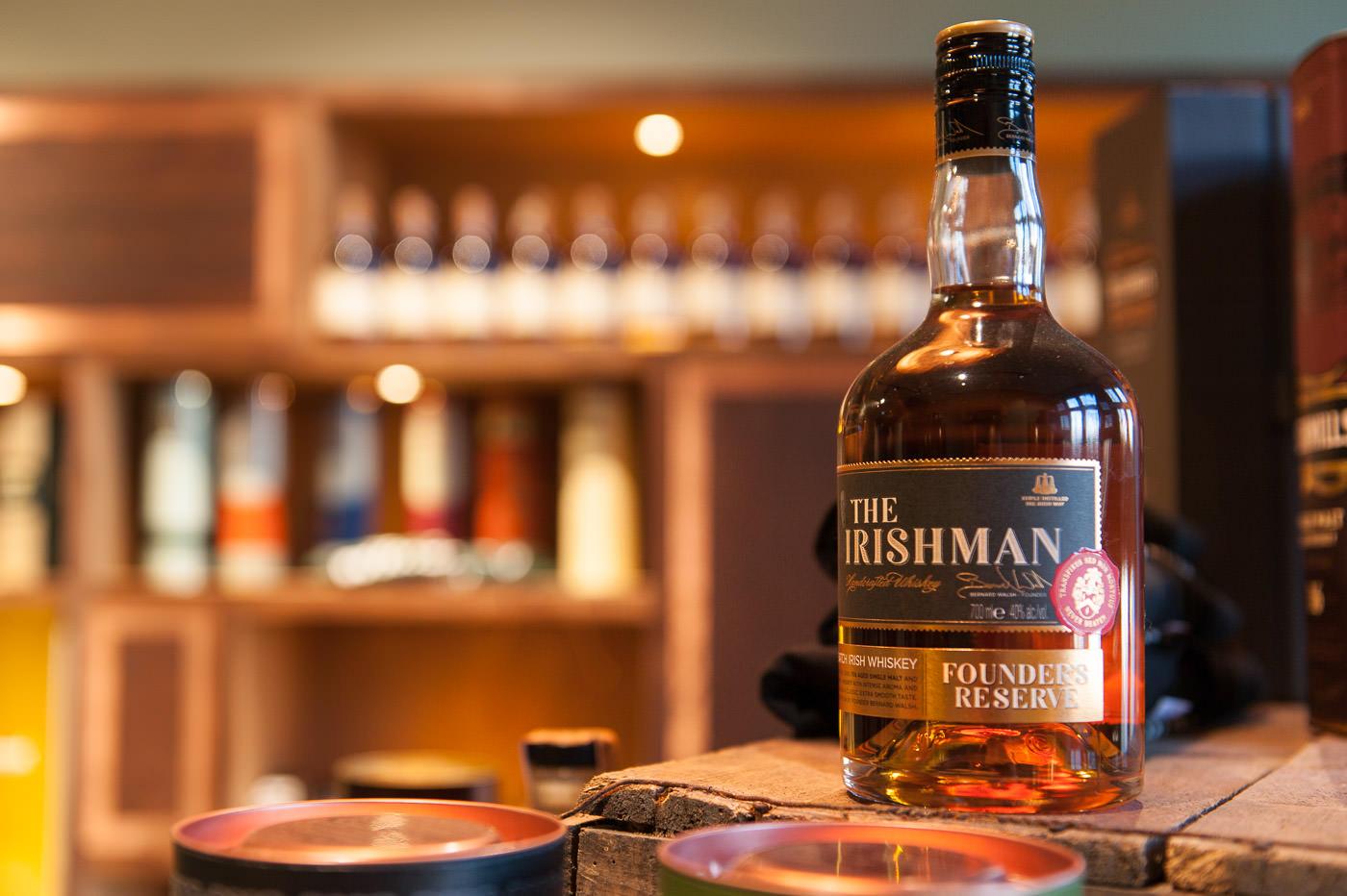 irish whiskey museum edler tropfen