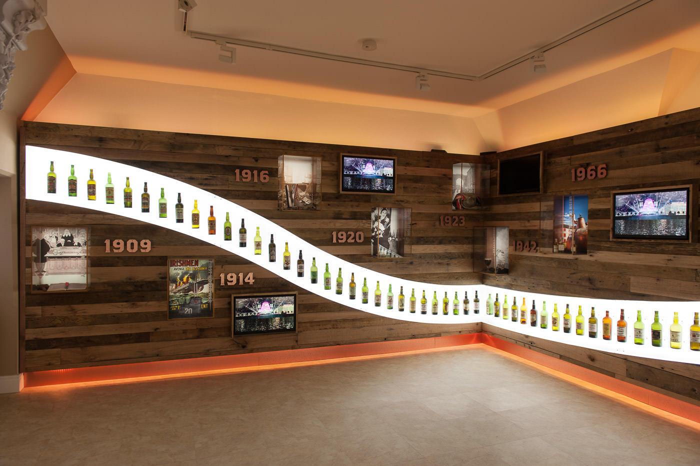 irish whiskey museum whiskey timeline