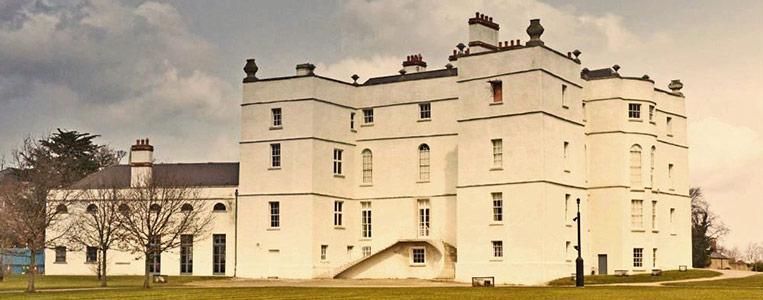 Rathfarnham Castle wurde 1583 zu Zeiten Elizabeth I gebaut