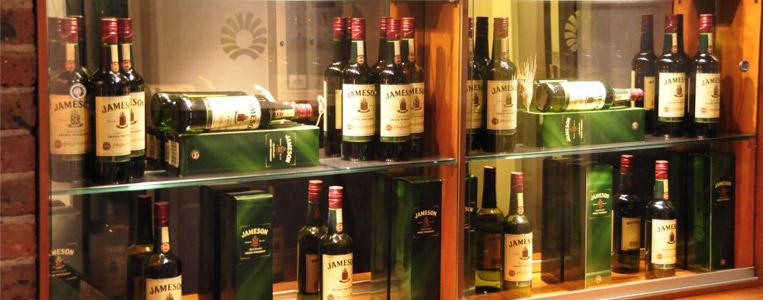 Old Jameson-Souvenirs für zu Hause