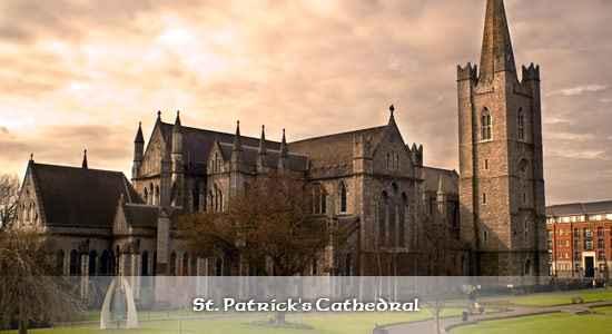 Die berühmte St. Patricks Cathedral