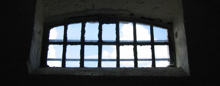 Hinter Gittern in Kilmainham Gaol
