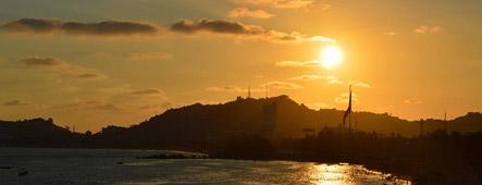 acapulco sonnenuntergang