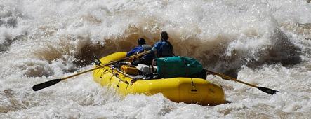 grand canyon colorado river rafting