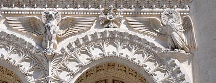 Lyon Notre Dame de Fouvière