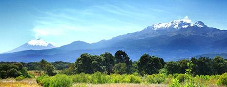mexiko vulkane