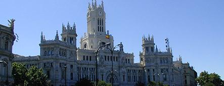 spanien madrid kathedrale