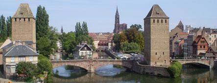 Straßburg Ponte Couvert