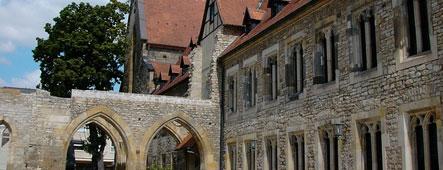 Erfurt Augustinerkloster und Lutherstätte