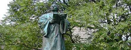 Erfurt Lutherdenkmal