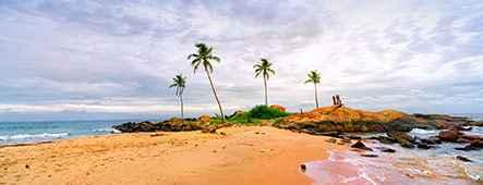 Indischer Ozean Strand
