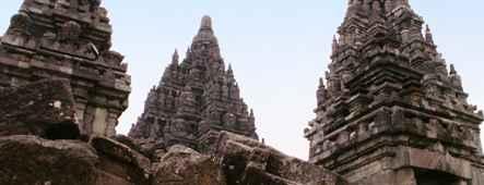 indonesien prambanan tempel