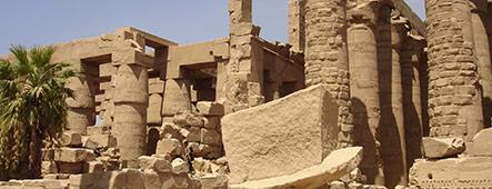 Luxor Ausgrabungen