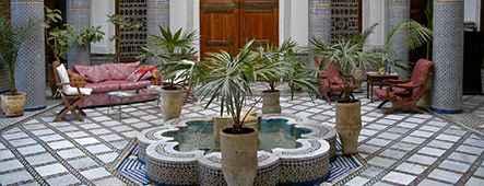 Marokko Riad