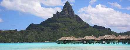 Tahiti Bora Bora