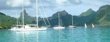 Tahiti Yachten