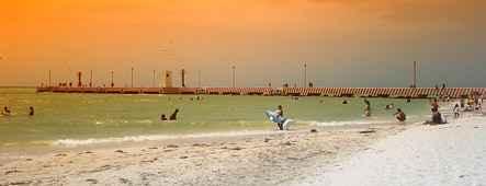 yucatan strand