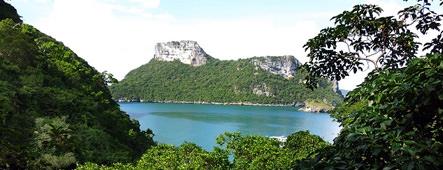 ko samui angthong nationalpark