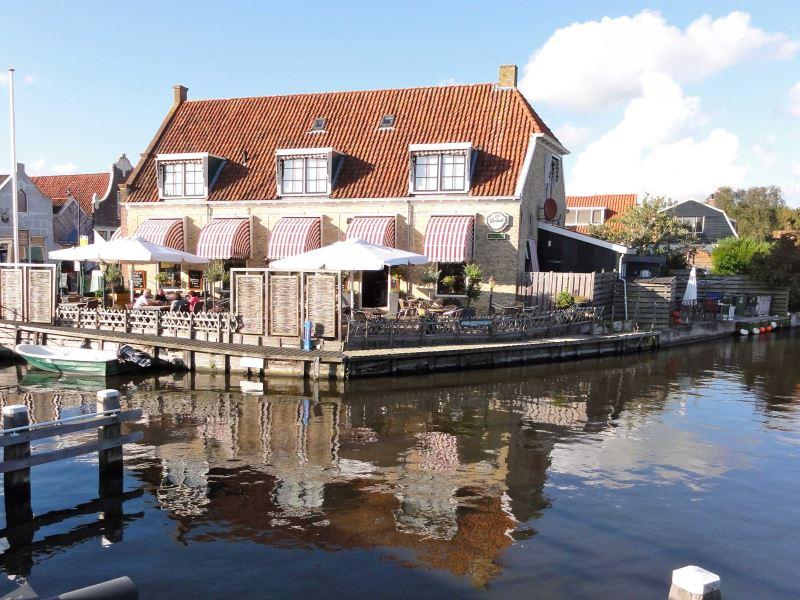 Das Städtchen Workum am IJsselmeer